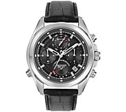 Bulova Mens Precisionist Chronograph Watch - J343859