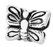 Prerogatives Sterling Butterfly Bead - J108460