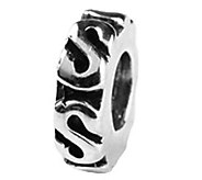 Prerogatives Sterling Swirl Spacer Bead - J108660