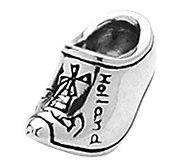 Prerogatives Sterling Holland Shoe Bead - J108960