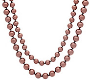 Joan Rivers Set of 2 Simulated Pearl Necklaces - J285060