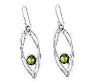 Hagit Gorali Sterling Silver Cultured Freshwate r Pearl Earrin - J312060