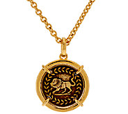 The Elizabeth Taylor Coin Pendant - J323360
