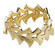 Luxe Rachel Zoe Flexible V Link Bracelet - J144461