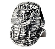 Prerogatives Sterling Pharaoh Bead - J300661