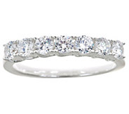 7-Stone Diamond Band Ring, 14K Gold, 1.00 cttw,by Affinity - J341361