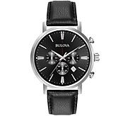 Bulova Mens Chronograph Watch - J343861