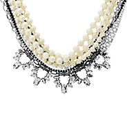 Stella & Dot Starlet Pearl 4-in-1 Necklace - J332762