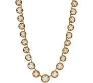 Melinda Maria Graduated Gemstone Necklace -Amal - J352162