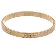 Grace Kelly Collection Diamond Cut Bangle - J353162