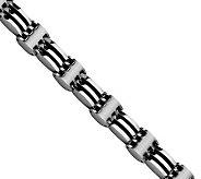 Forza 8-1/4 Brushed & Polished Bracelet - J306563