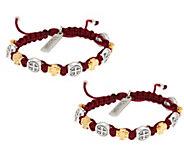 My Saint My Hero Sister of Hope Bracelet Set - J333063