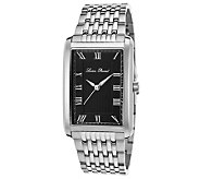 Lucien Piccard Mens Avignon Stainless SteelWatch - J341263