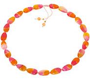 Lola Rose Jessica Adjustable Gemstone Necklace - J348563
