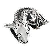Prerogatives Sterling Fish-Shaped Bead - J109264