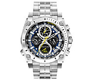 Bulova Mens Precisionist Chronograph Watch - J316464