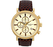 Tommy Bahama Mykonos Multifunction Watch - J379764