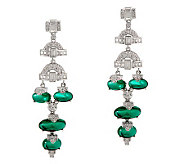 Smithsonian Simulated Spanish Inquisition Earrings - J265165