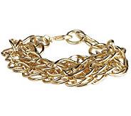 Linea by Louis DellOlio Bold Curb Link Chain Bracelet - J159966