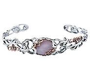 Carolyn Pollack Buttercup Average Cuff Bracelet - J312266