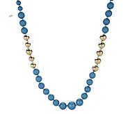 Linea by Louis DellOlio Mixed Bead Necklace - J290367