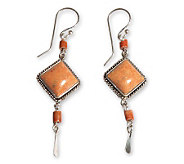 Novica Artisan Crafted Sterling Legacy DangleEarrings - J303567
