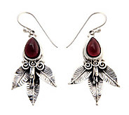 Novica ArtisanCrafted Sterling Beautiful Temptation Earrings - J304067