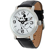 Disney Mickey Mouse Mens Iconic Watch - J342267