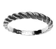 Judith Ripka Sterling Textured Ring - J308768