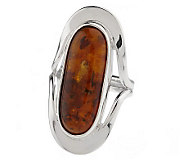 As Is Dominique Dinouart Sterling Gemstone Ring - J137770