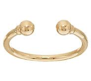 EternaGold Polished Bead Ring 14K Gold - J325870