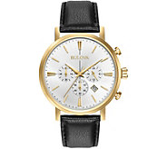 Bulova Mens Classic Chronograph Watch - J343871