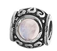 Prerogatives Sterling Moonstone Bead - J108972