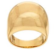As Is G.I.L.I. Polished Domed Ring - J331972