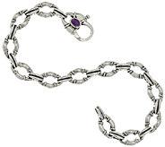 Scott Kay Bolo Link Sterling Bracelet - J320773