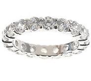 As Is Epiphany Diamonique Choice of Shape Eternity Ring - J346873