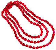 Lola Rose Ruby Rae 56-1/2 Beaded Necklace - J348573