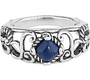 Carolyn Pollack Possibilities Lapis Band Ring - J377374