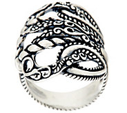 Carolyn Pollack Sterling Silver Lasting Connections Ring - J329575