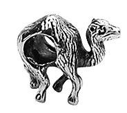 Prerogatives Sterling Camel Bead - J109076