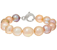 Honora Ming Cultured Pearl Small Sterling Bracelet - J321976