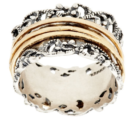 Or Paz Sterling Lace Design Spinner Ring — Qvcm. European Engagement Rings. Creepy Wedding Rings. Pure Gold Engagement Rings. Tyre Rings. Diamondere Wedding Rings. New Style Engagement Rings. 50 Year Rings. Tattoo Wedding Rings