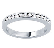 Diamond Band Ring, Sterling, 1/4 cttw, by Affinity - J312278