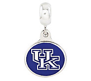 Sterling Silver University of Kentucky Collegiate Bead - J314978
