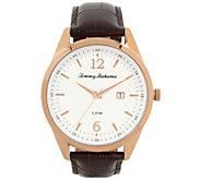 Tommy Bahama Siesta Key Rosetone Watch - J379778