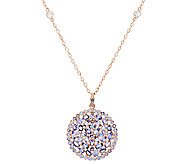 Graziela Gems Tanzanite 18K/Sterling Pendant w/Chain 8.00 ct tw - J296179
