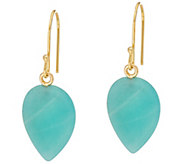 Lola Rose Zoey Teardrop Gemstone Dangle Earrings - J348579