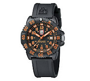 Luminox Mens Colormark Navy SEAL Watch - J113480
