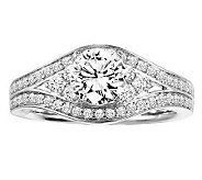 Affinity Diamond 1.00 cttw Round Solitaire Ring, 14K - J311380