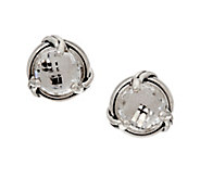 Peter Thomas Roth Sterling Fantasies Gemstone Round Stud Earrings - J347882